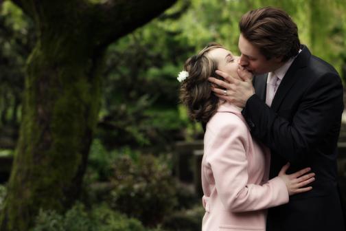 Kristina and Steven E-session | Vancouver Wedding Photographer