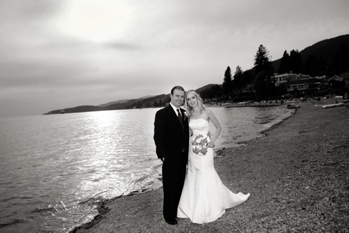 Mark and Leila Beach House at Dundarave | Vancouver Wedding Photography