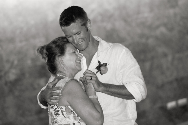 This is the sweetest mother son dance i've ever seen it left me in tears.