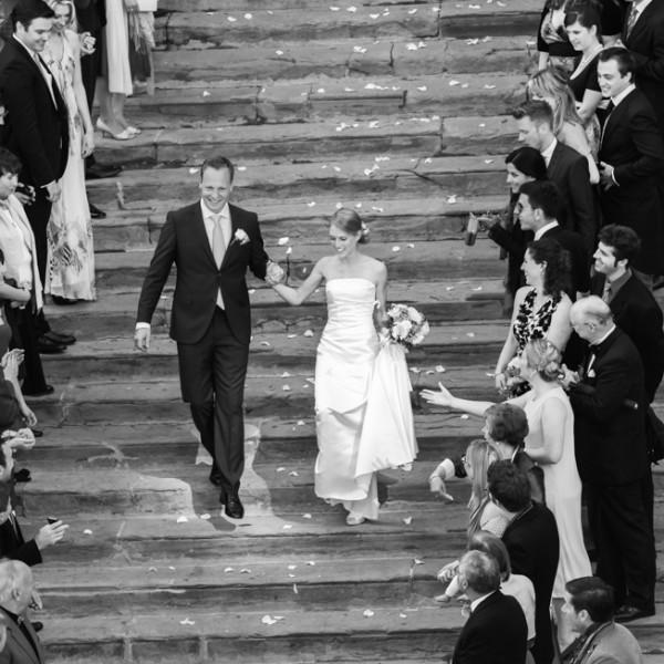 Sandy & Philipp's Cortona Wedding | Italian Wedding Photographer