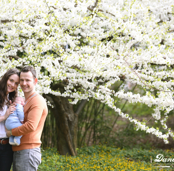 Aviva & Danny | Vancouver Family Portrait Photographer