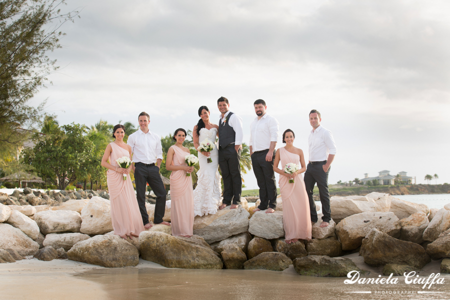 destination antigua wedding photographers