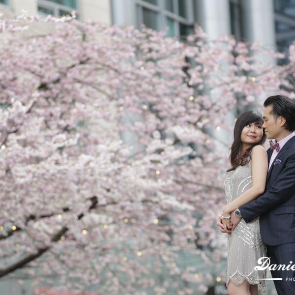 Amanda & Andrew | Vancouver Engagement Photographer