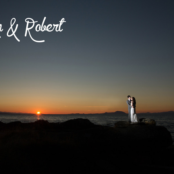 Arin & Robert | Vancouver Wedding Photographer