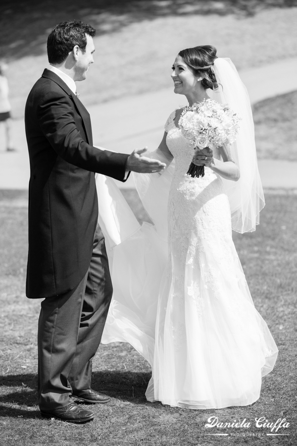black and white wedding vancouver photography
