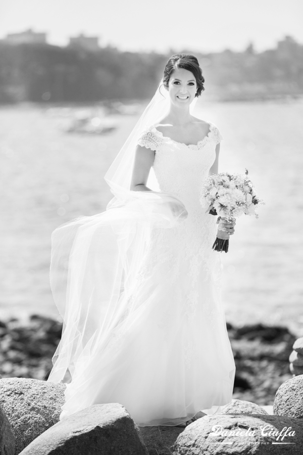 black and white weddings vancouver