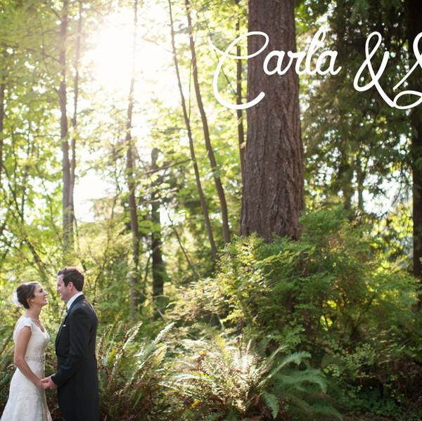 Carla & Simon   Vancouver Wedding Photographer
