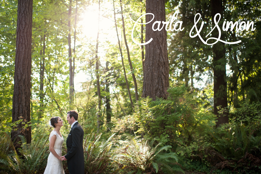 Carla & Simon | Vancouver Wedding Photographer