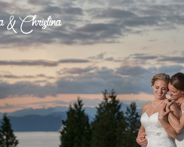 Vanessa & Christina | Vancouver Wedding Photographer