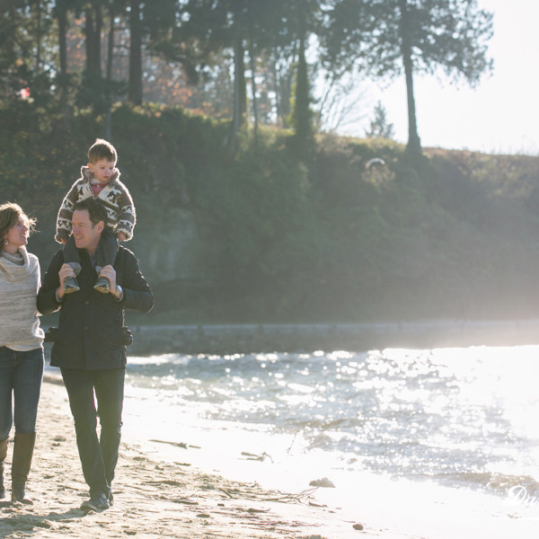 Kirsten & Graham's Family | Vancouver Family Portrait Photographer