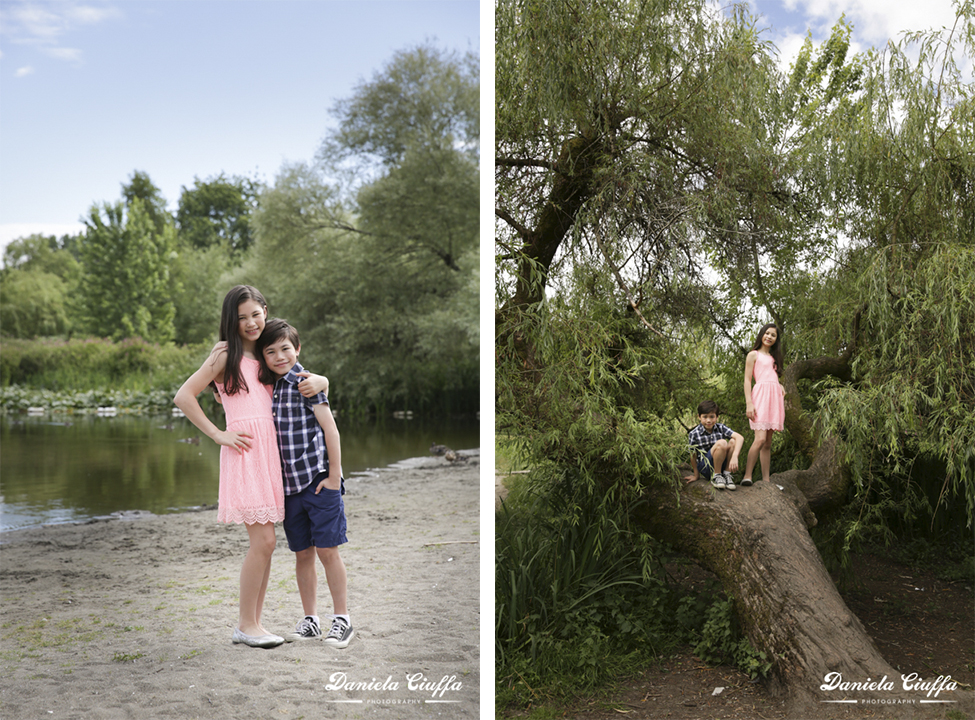 Jessica & Connor | Family Portrait Photographer