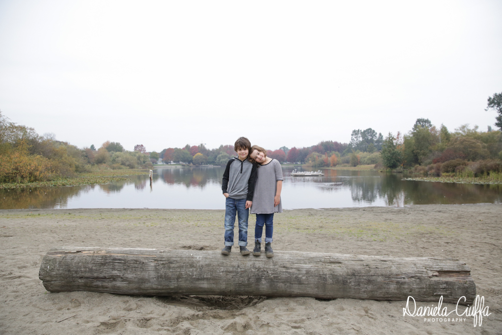 Clive & Rose| Vancouver Family Portrait Photographer