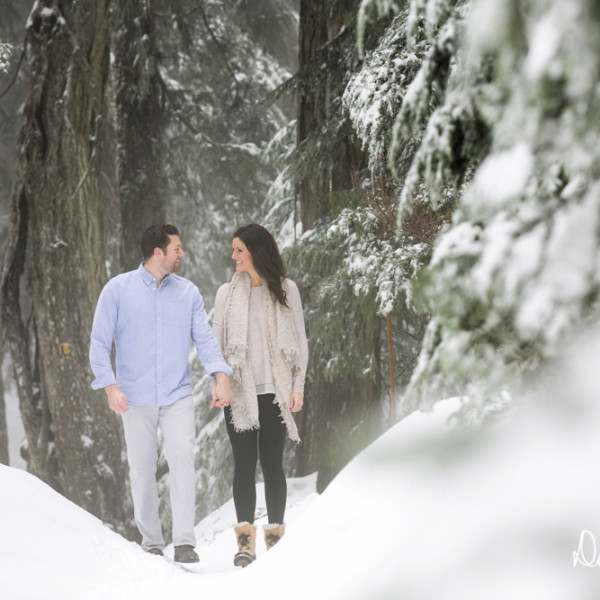 Heidi & Chris | Vancouver Engagement Photographer